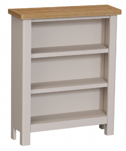 Cranleigh Low Wide Bookcase